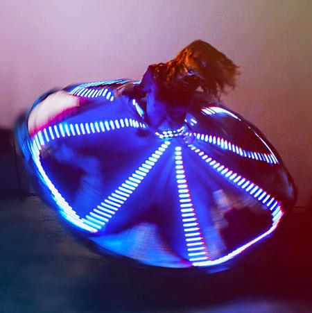 Kapitan Anika - Tanoura Dancer