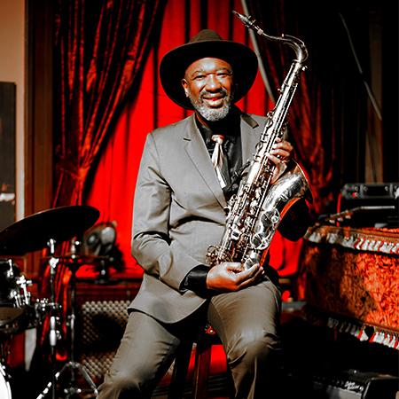 Blues House - Blues sax & singer