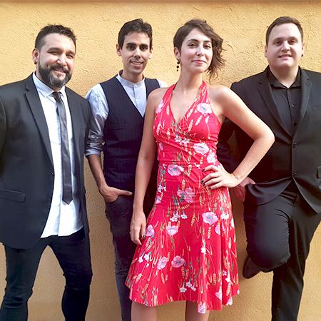 Grooving The Waves - Jazz Quartet