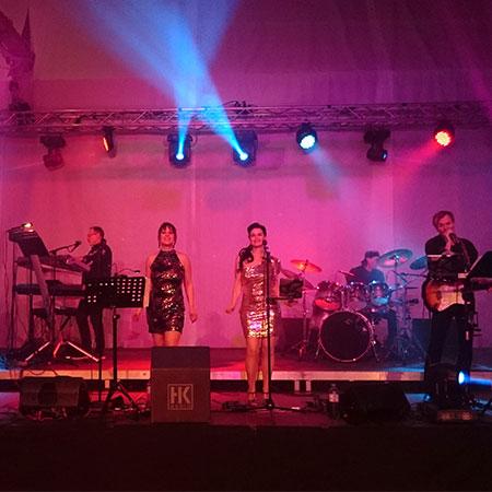 JUST MUSIC - Partyband aus Wien