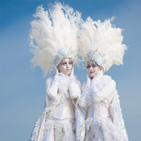 Jelicious - The White Doves