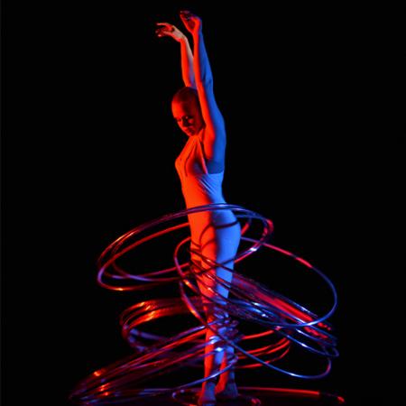 ELLE by Veera Kaijanen - Hula Hoop Performer