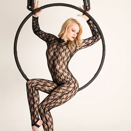 Svetlana Wottschel - Aerial Hoop
