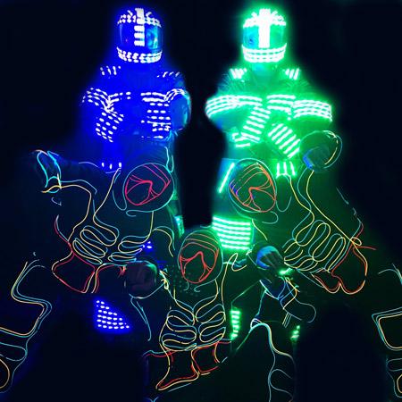 FX Entertainment - LED Dancers