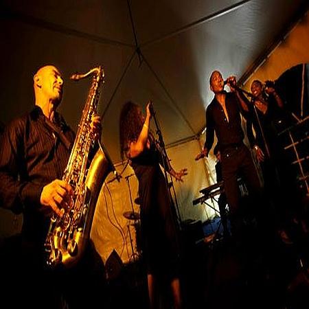 Soul Crazy Band