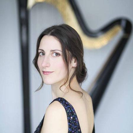 Cecily Beer - Harpist