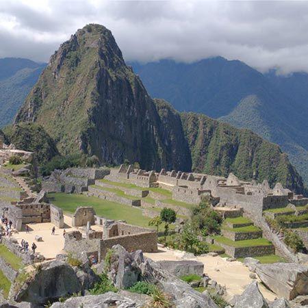 Virtual Tour Machu Picchu and South America