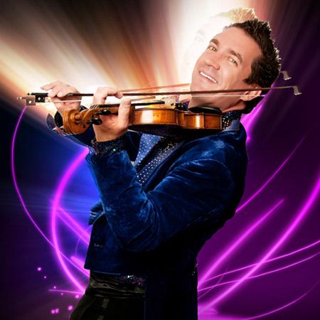 Oliver Lewis - World's Fastest Violinist