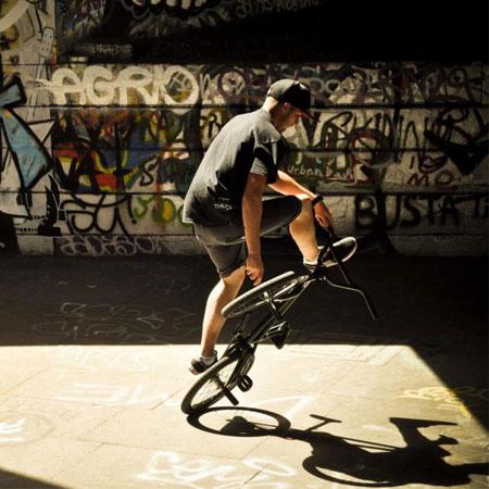 Matti Hemmings - BMX Rider