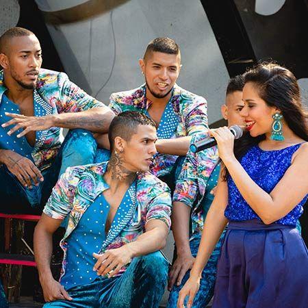 Candela Latin Show