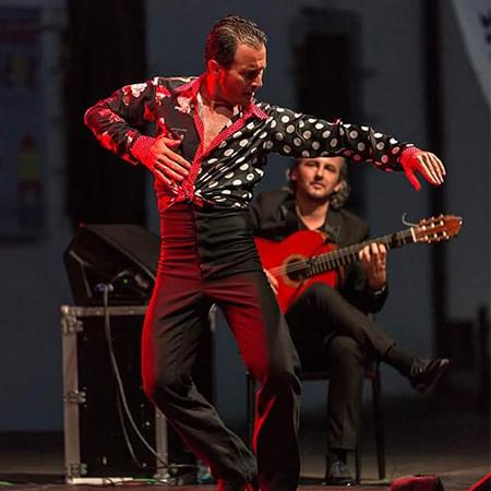 David Perez Almagro - Bailaor (Flamenco dancer)