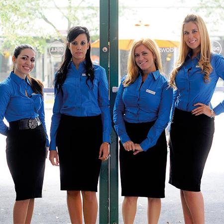 Grupo Novo Event - Hostesses and Models
