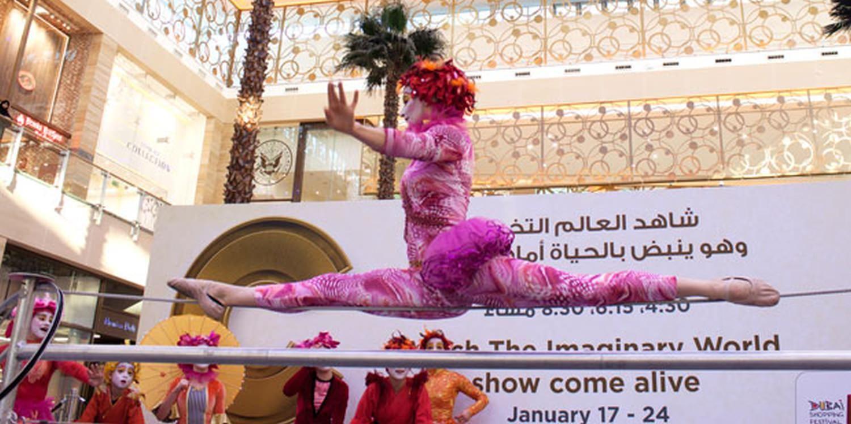 Scarlett Entertainment Takes Dubai By Storm