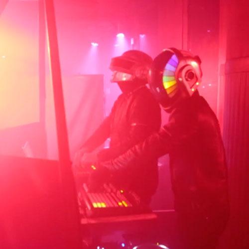 Digital Love - Daft Punk Tribute