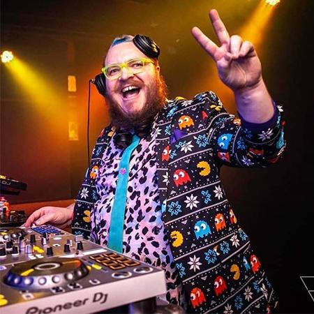 Faith in the Glitch - DJ