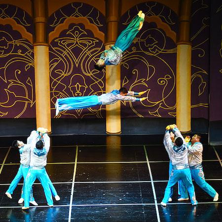 Sorcha Ra - All Male Mongolian Circus Show
