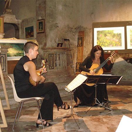 Vivace Duo - Guitar & Mandolin Duo