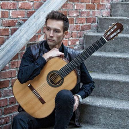 Tye Austin - Spanish Classical & Flamenco Guitarist
