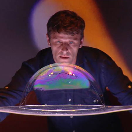 Fatmir Mura - Bubble Show