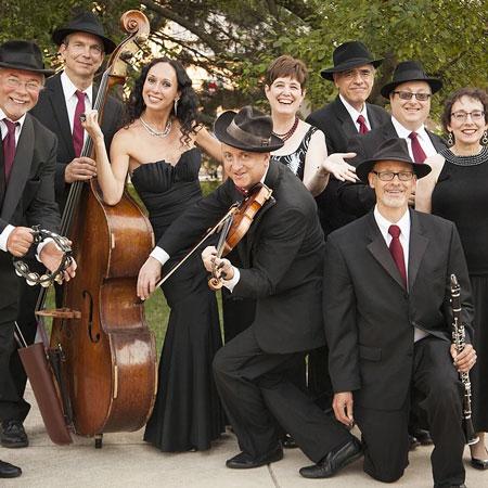 Maxwell Street Klezmer Band