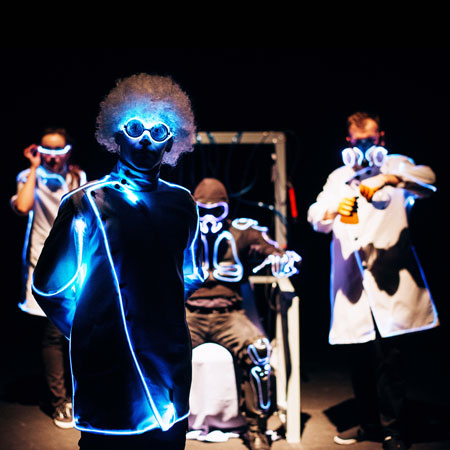 Luminous Wizards - Science