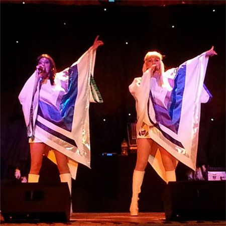 Star ABBA Tribute (with duo option)