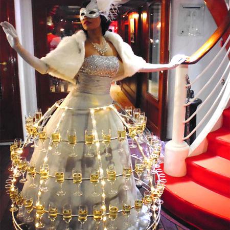 Robe Champagne - Champagne Dress