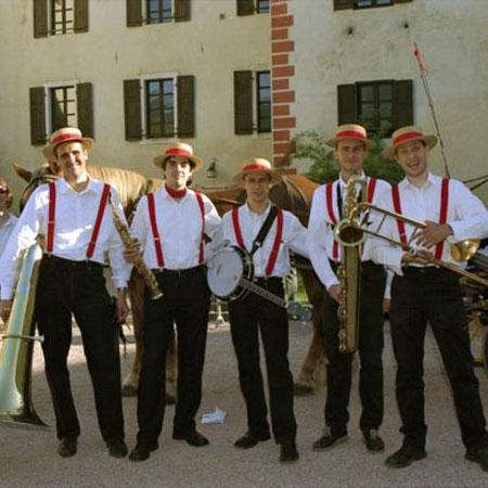 Sextet Quartet Jazz band