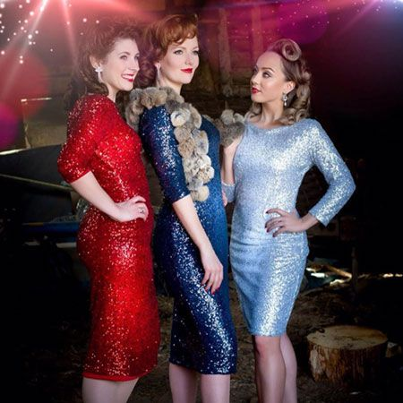 The Girls From Oz - Vintage Trio