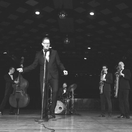 The Vintage Explosion - 1950s party band