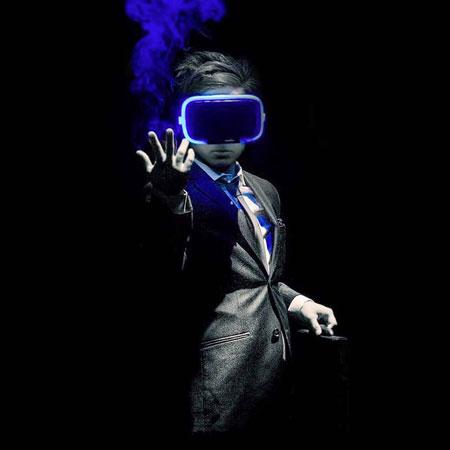 Hiroki Hara - VR Illusion Show