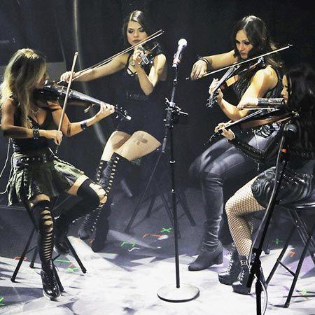 Bella Strings/Femmes of Rock - Virtual Show