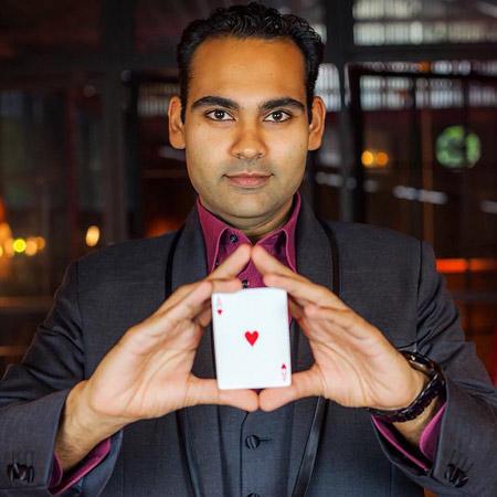 Sagar Choksi - Close up Magician