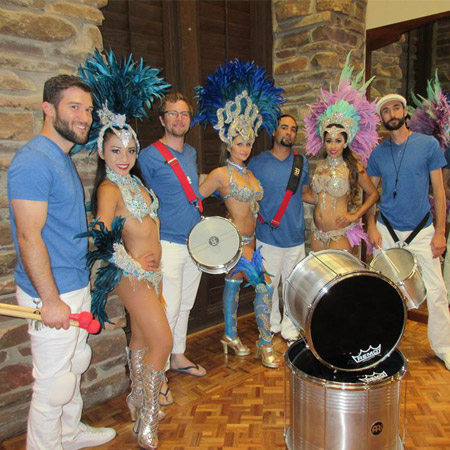 BOOM! Percussion Entertainment - Samba