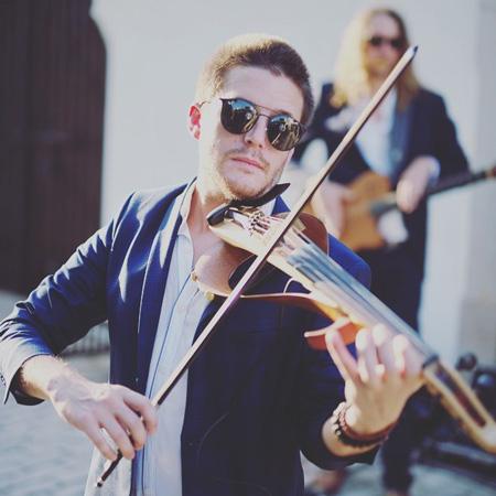 MAK Electric Violin
