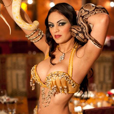 Shahara Snakecharmer