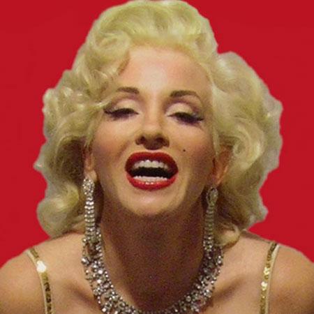 Janet Valentine - Marilyn Monroe, Elvira, Cher Impersonator