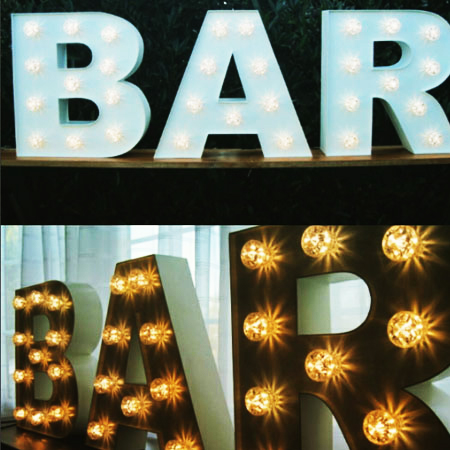 The Prop Boutique - Catering/Bar Props