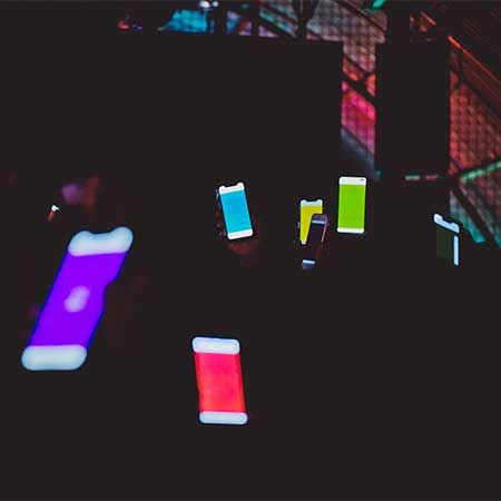 Smartphone Orchestra - Online Social Experiment
