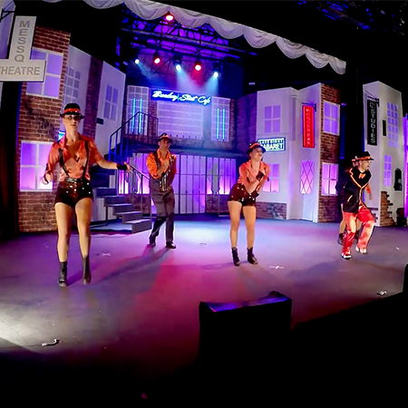 MXM Dance Group - Broadway Show