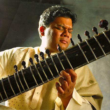 Mehboob Nadeem - Sitar Player