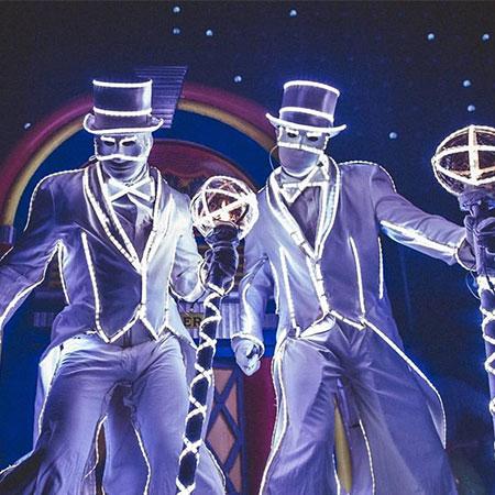 wlm-group - LED white gentlemen