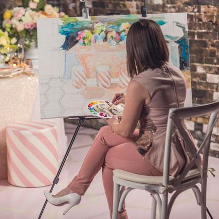 Olga Pankova - Live Artist
