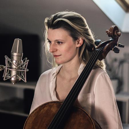 Maude Ferey - Cellist