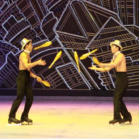 Qibu Culture - Circus Ice Show