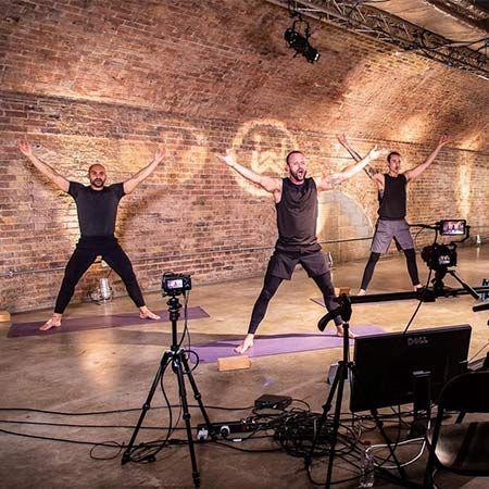 Fusion Yoga - Virtual Workshop
