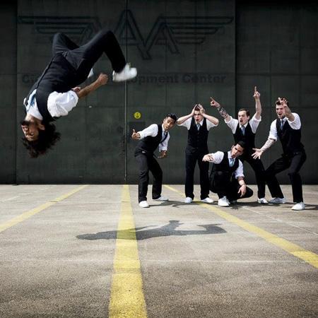 BlueLuna - Come Correct Breakdance Crew