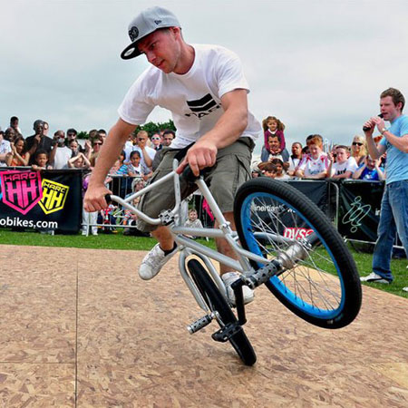 The Freestylers - BMX