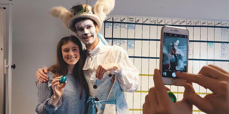 Easter Bunny Surprises Scarlett Entertainment