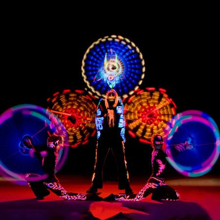 Anta Agni - UV Show
